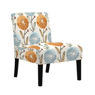 angelo:HOME Bradstreet Chair in Water Blue Lilly