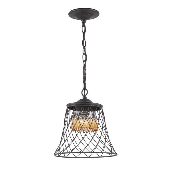 Varaluz Lighting - 249M01BZ - Madelyn - One Light Mini Pendant