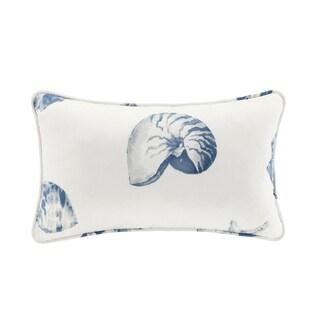 Harbor House Beach House Cotton Oblong Throw Pillow