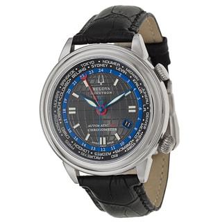 Bulova Accutron Men's 'Gemini' Titanium Automatic Watch