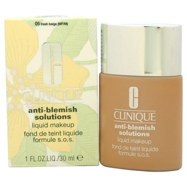 Clinique Anti-Blemish Solutions 05 Fresh Beige Liquid Makeup