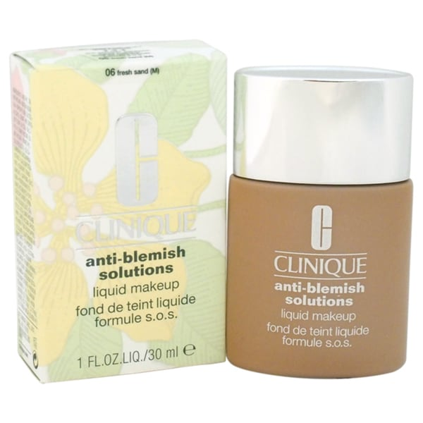 Clinique Anti-Blemish Solutions 06 Fresh Sand Foundation