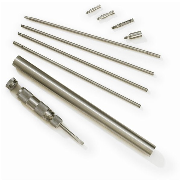 Birchwood Casey Stainless Steel Universal Gun Cleaning Rod Set