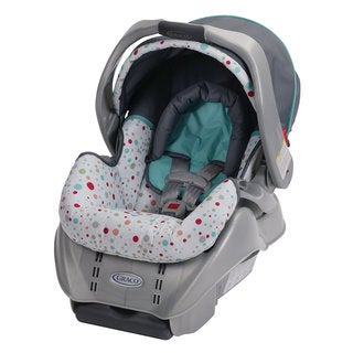 Graco SnugRide Classic Connect Infant Car Seat in Tinker