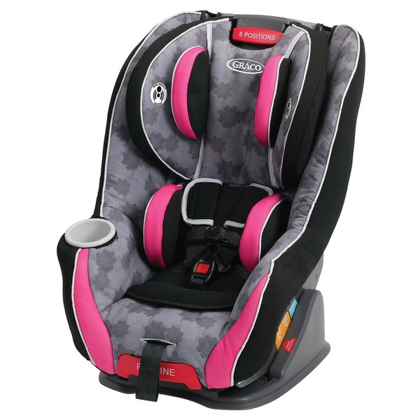graco size4me 65 convertible car seat in fiona overstock shopping big discounts on graco. Black Bedroom Furniture Sets. Home Design Ideas