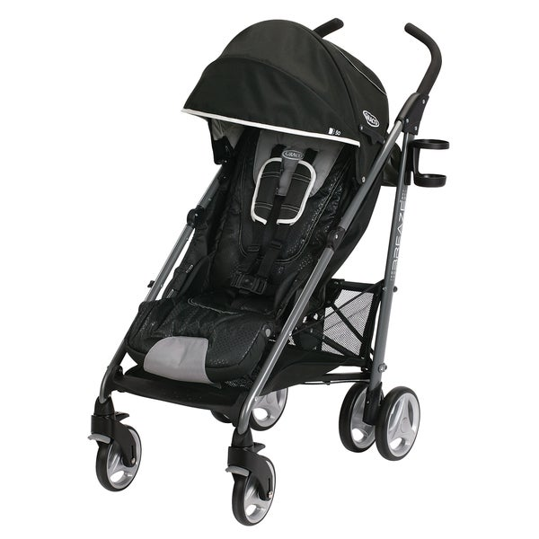 Graco Breaze Click Connect Stroller in Harris