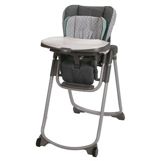 Graco Slim Spaces Highchair in Manor