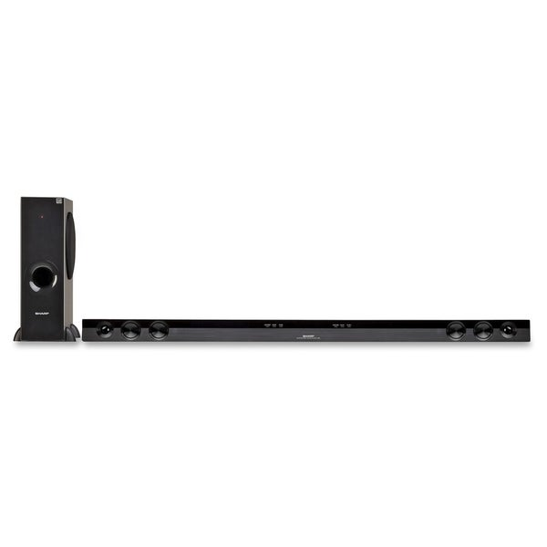Sharp HT-SB602 2.1 Sound Bar Speaker - 310 W RMS - Wireless Speaker(s