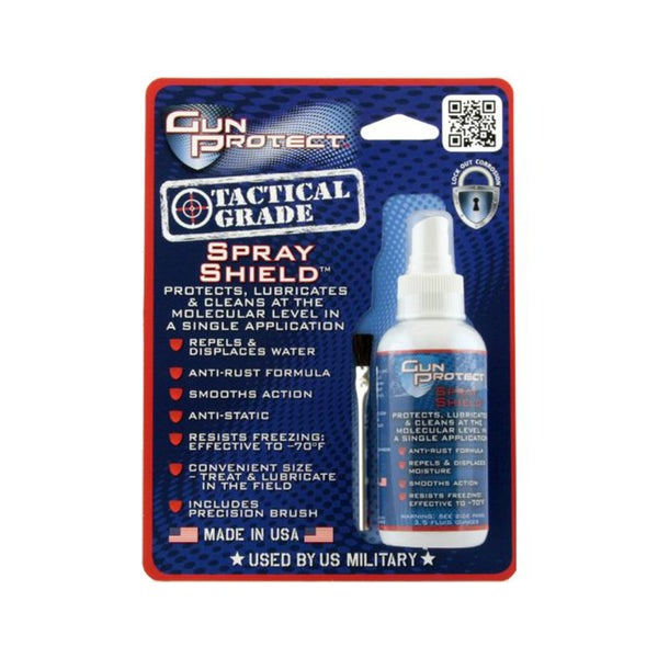 Gun Protect 3.5-ounce Tactical Spray Shield