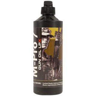 M-Pro 7 4-ounce Gun Oil LPX