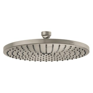 Hansgrohe Raindance Downpour Air 27474821 Brushed Nickel Showerhead