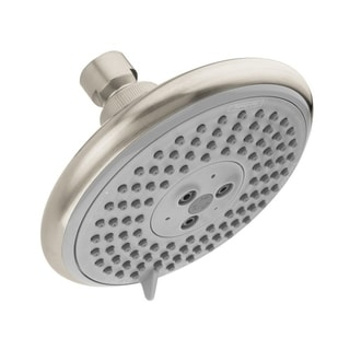 Hansgrohe Raindance E 120 Air 3Jet 27447821 Brushed Nickel Showerhead
