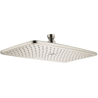 Hansgrohe Raindance E 360 27381821 Brushed Nickel Showerhead