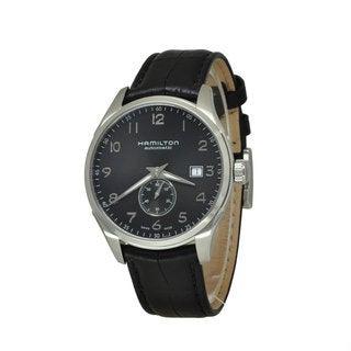 Hamilton Men's H42515735 Jazzmaster Maestro Black Watch