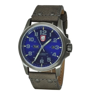 Luminox Men's 1923 Atacama Field Day/ Date Blue Watch