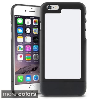 INSTEN TriTone Mix and Match Matte Slim Protector Case for Apple iPhone 6 4.7-inch