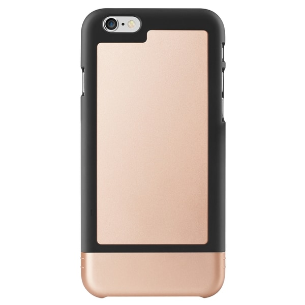 INSTEN Tri-Tone DIY Customized Ultra Thin Rubberized Matte Slim Protector for Apple iPhone 6 4.7-inch