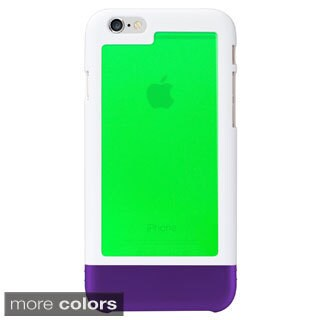 INSTEN Anti-slip Grip Fingerprint Free TriTone Case for Apple iPhone 6 4.7-inch