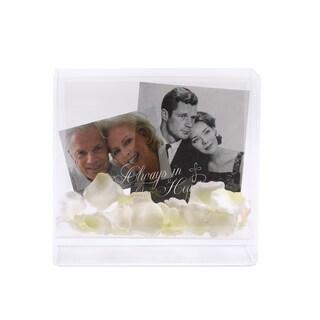 Hortense B. Hewitt Always in Our Heart Memorial Box Frame