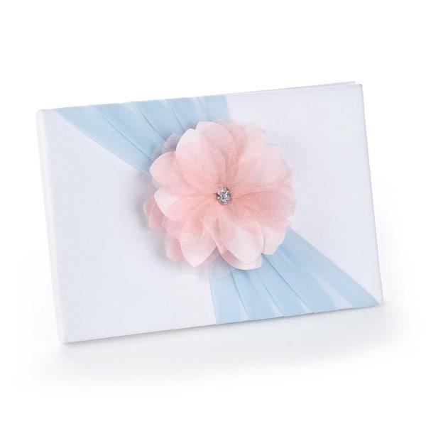 Pretty Pastel Guest Book