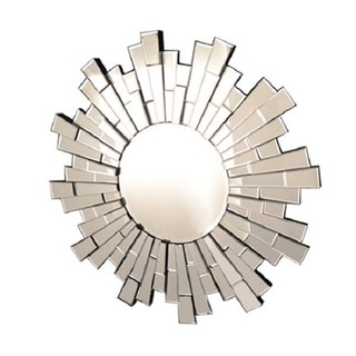 Sunburst Glass Mirror