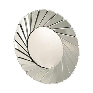 Triangle Decorative Wall Mirror