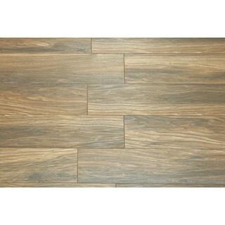 Kokol's 12 mm Farmstead Brown Chestnut Laminate Flooring (25.83 sq ft)