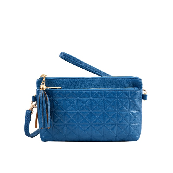 Mellow World 'Hanna' Wristlet Clutch