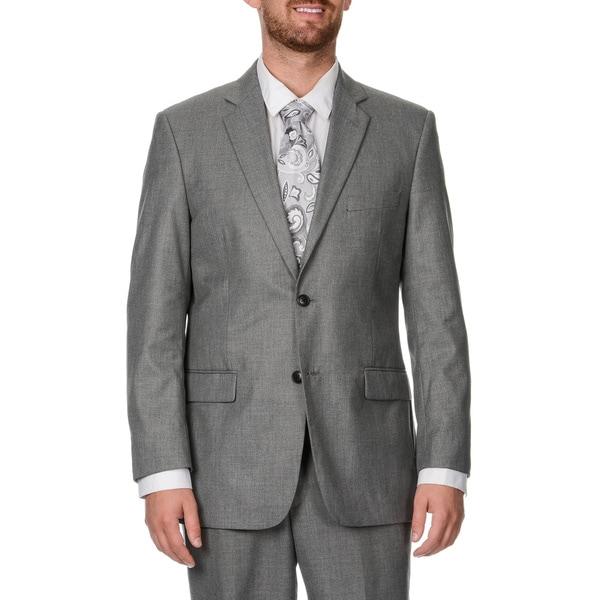 Adolfo Men's Grey 2-button Sportcoat