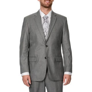 Adolfo Men's Grey 2-button Sportcoat