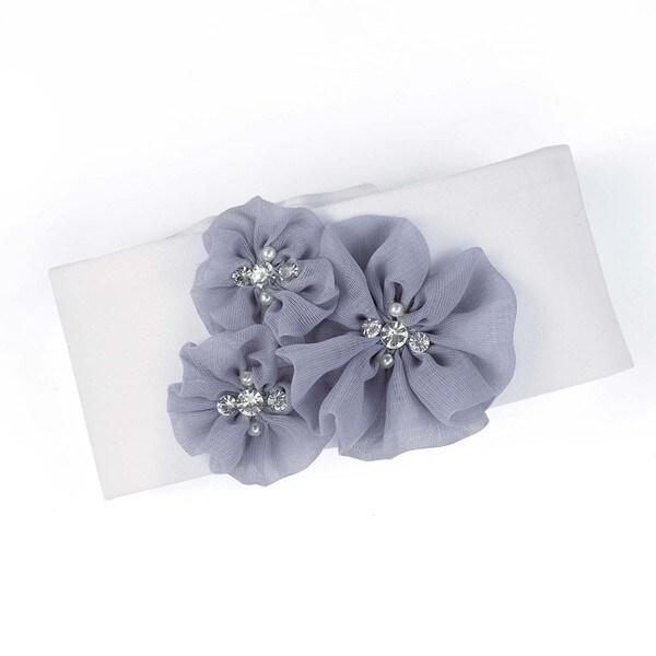 Glamorous Grey Wrap
