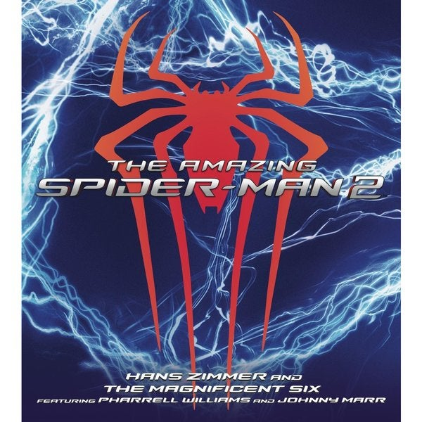 Original Soundtrack - The Amazing Spider-Man 2 13998933