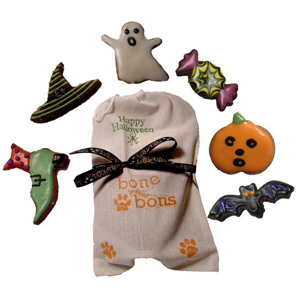 Bone Bons Halloween Grain Free Dog Treats
