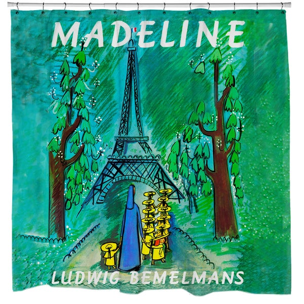 Madeline Shower Curtain - 16638718 - Overstock.com Shopping - The Best ...