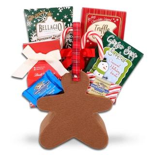 Holiday Magic Gourmet Gift Basket