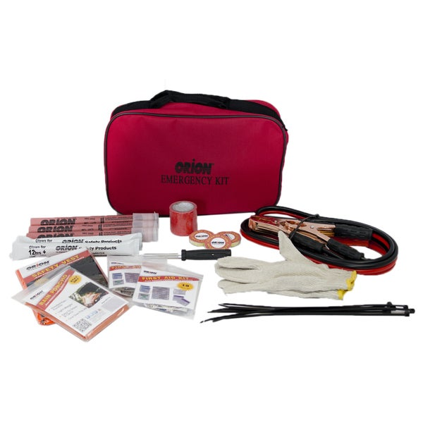 60-piece Premium Flare Emergency Kit