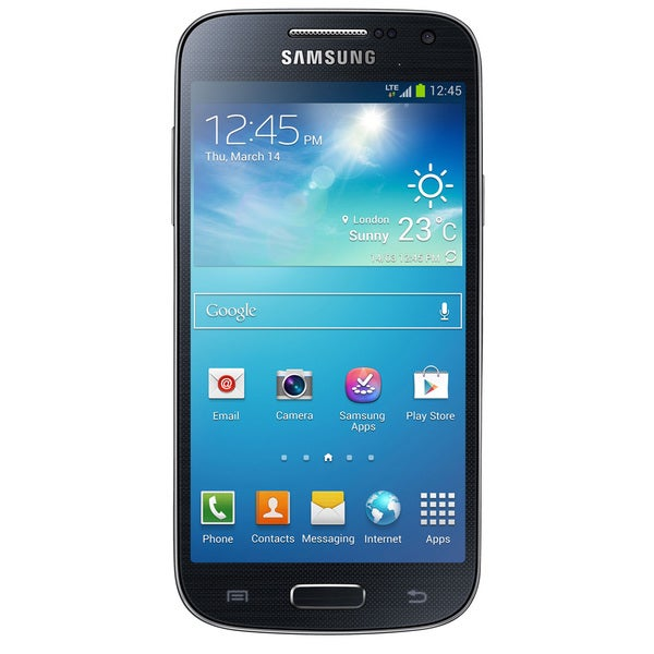 Samsung Galaxy 8 GB S4 Mini GT-i9195 Unlocked GSM Smartphone