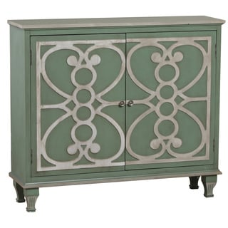Bombay Outlet Laslo 2-door Hall Console