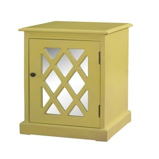 Oh! Home Deidra Honey Butter Chippendale Cabinet