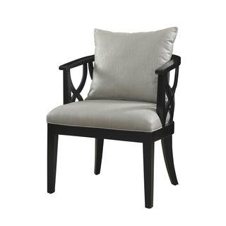 Powell Shimmer Black Chair