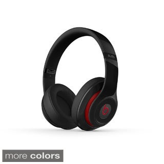 Beats Studio Over-Ear Black Headphones