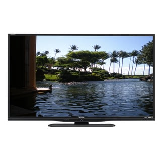LC-40LE550 Sharp 40-inch 1080p Slim LED HDTV (Refurbished)