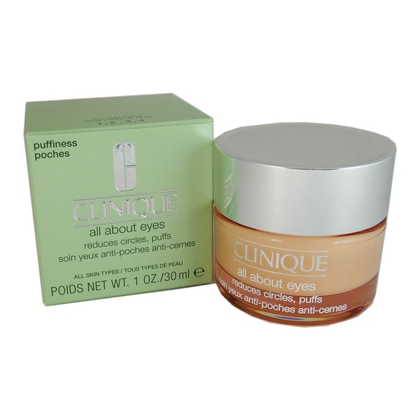 Clinique All About Eyes Women's 1-ounce Eye Cream