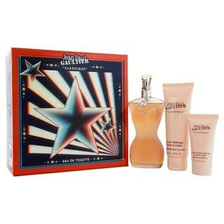 Jean Paul Gaultier Classique Women's 3-piece Gift Set