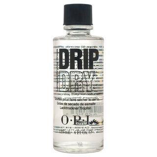 OPI for Women Drip Dry Lacquer Drying Drops 4-ounce Nail Polish Dryer