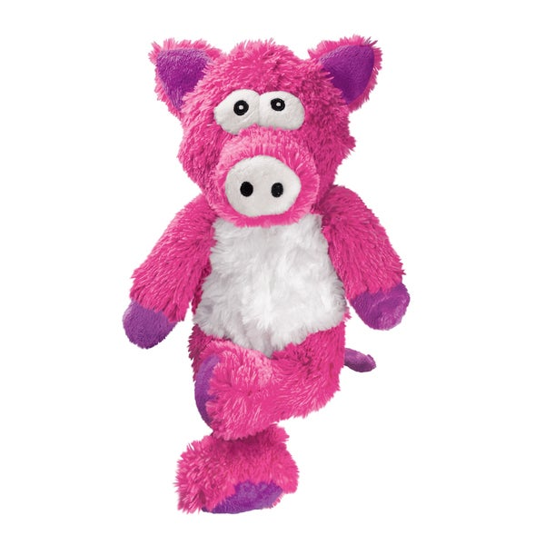 Kong Cross Knots Plush Dog Toy