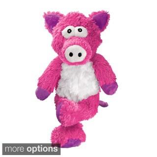 Kong Cross Knots Plush Dog Toy