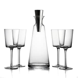 Lincoln Pyramid 5-piece Wine Set
