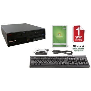 Lenovo ThinkCentre M55 Intel Core2Duo 2.13GHz 80GB SFF Computer