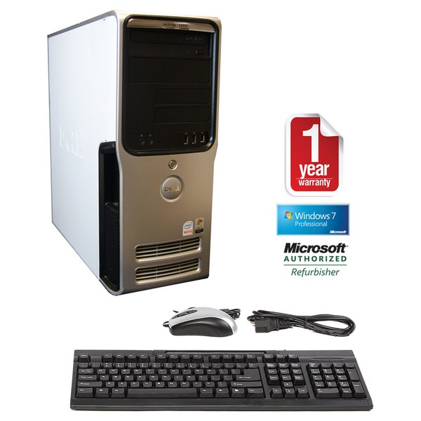 DELL OptiPlex XPS410 Intel Core2Duo 2.66GHz 250GB MT Computer